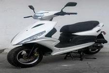 行星牌XX48QT-3型两轮轻便摩托车图片