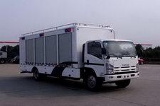 华东牌CSZ5100XZB型装备车