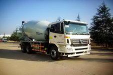 FYG牌FYG5256GJBD型混凝土搅拌运输车图片