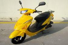 珠峰牌ZF48QT型两轮轻便摩托车图片