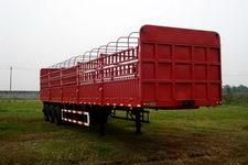 迈隆牌TSZ9403CXY型仓栅式运输半挂车