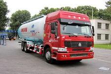 宇通牌YTZ5257GSL40E型散装物料运输车图片