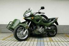嘉陵牌JH600B-A型边三轮摩托车图片