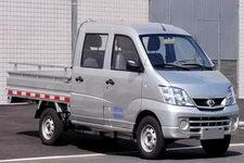 昌河国二微型纯电动双排货车57马力0吨(CH1021BEV)