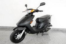 嘉陵牌JL50QT型两轮轻便摩托车图片