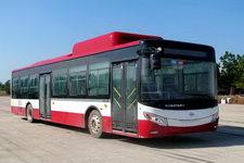 山西牌SXK6127GHEV型混合动力城市客车