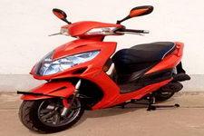 行星牌XX48QT-4型两轮轻便摩托车图片