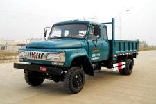福达牌FD2815CPDS型自卸低速货车