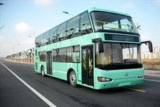 11.3米|24-65座海格双层城市客车(KLQ6119GSC4)