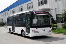 7.5米常隆YS6750GBEV纯电动城市客车