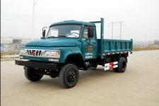 福达牌FD5820CDS型自卸低速货车