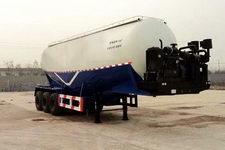 中梁宝华9.1米32吨3轴下灰半挂车(YDA9400GXH)