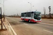 川马牌CAT6720N5GE型城市客车
