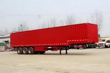 雨辰13.5米31.5吨3轴厢式运输半挂车(SCD9406XXY)