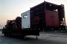 海智达牌JJY9520TLG型连续油管作业半挂车图片