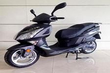 中能牌ZN50QT-8E型两轮轻便摩托车图片