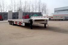 雨辰11米32吨3轴低平板半挂车(SCD9403TDP)