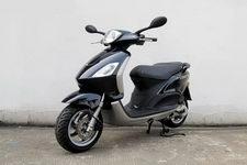 比亚乔牌BYQ50QT-3F型两轮轻便摩托车图片