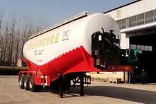粱锋9.8米30.5吨3轴中密度粉粒物料运输半挂车(YL9405GFL)
