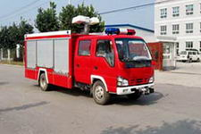 中卓时代牌ZXF5050TXFJY43型抢险救援消防车
