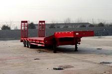 远东汽车12.5米31吨3轴低平板半挂车(YDA9400TDP)