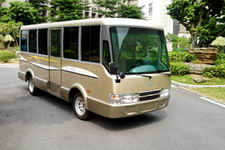 6.4米五洲龙FDG6601EVG纯电动城市客车