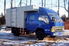 北京牌BJ5030XXY17型厢式运输车图片