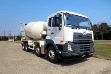 东风日产柴牌DND5310GJBGB51型混凝土搅拌运输车