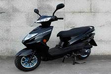 天禧牌TX125T-8型两轮摩托车图片