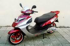 天禧牌TX150T-2型两轮摩托车图片