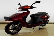 珠江牌ZJ48QT-3R型两轮轻便摩托车图片