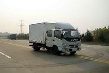 福田牌BJ5049XXY-DW型厢式运输车图片