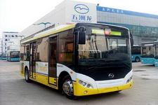 7.5米五洲龙FDG6751EVG1纯电动城市客车