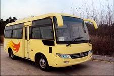 吉江牌NE6606NK51型客车
