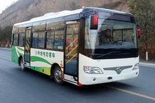 7.2米少林SLG6720EVG纯电动城市客车