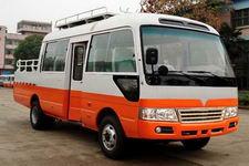 华中牌WH5074XGCQ型工程车