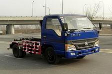 园林牌BYJ5051ZXX型车厢可卸式垃圾车