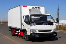 鸿雁牌MS5040XLCJ型冷藏车