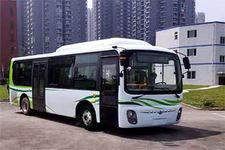 8.1米恒通客车CKZ6812HBEV纯电动城市客车
