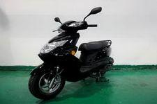 建设牌JS125T-32型两轮摩托车
