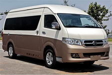 5.4米|6-9座海格轻型客车(KLQ6540QE4A)