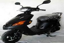 林海雅马哈牌LYM100T-4型两轮摩托车图片