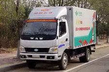 WL4010X1五征厢式农用车(WL4010X1)