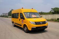 东风牌DFA6580YX4A1型幼儿专用校车图片2