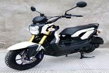 华田牌HT125T-14C型两轮摩托车