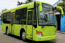 华中牌WH6830G2型城市客车