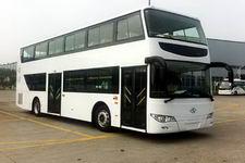 11.3米|10-70座金龙双层城市客车(XMQ6111SGD4)