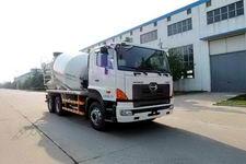 FYG牌FYG5250GJBD型混凝土搅拌运输车图片