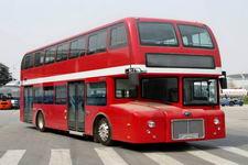 宇通牌ZK6115HGS1型双层城市客车图片