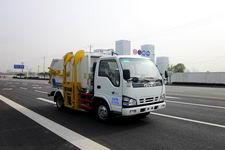 九通牌KR5072ZZZD4型自装卸式垃圾车图片